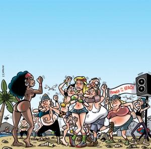Portada playa total verano 2015