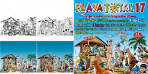 playa total 17 proceso 300x150 Disco del Verano: PLAYA TOTAL 17 (Verano 2012)