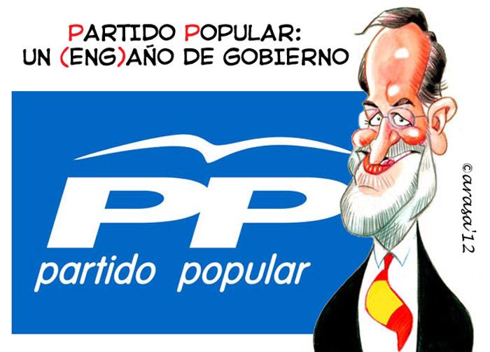 PP, un año de gobierno