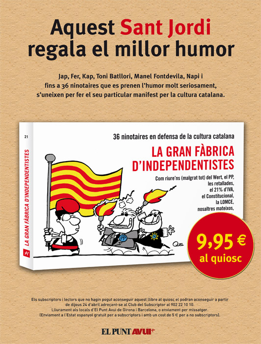 fabrica d'independentistes