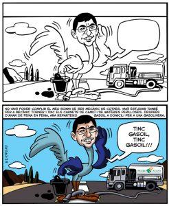 Caricaturas personalizadas digitales para viñetas de cómic